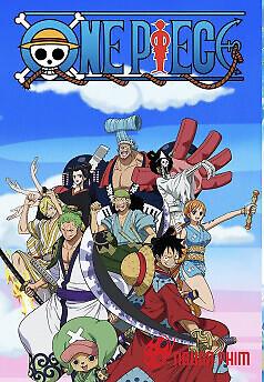 Vua Hải Tặc - One Piece
