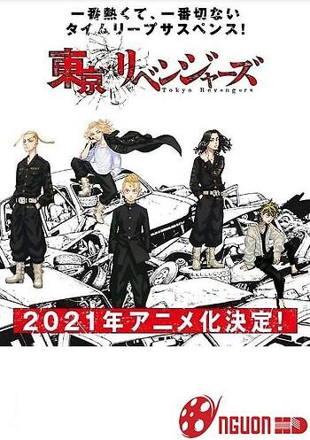 Kịch Trường Của Takemichi - Tokyo Revengers