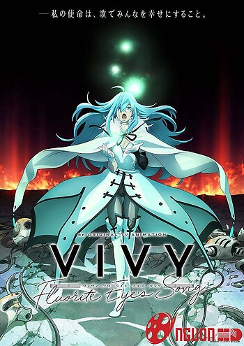Vivy: Fluorite Eye's Song - Vivy: Fluorite Eye's Song